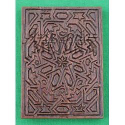 Imán arabesco nº 16 puerta