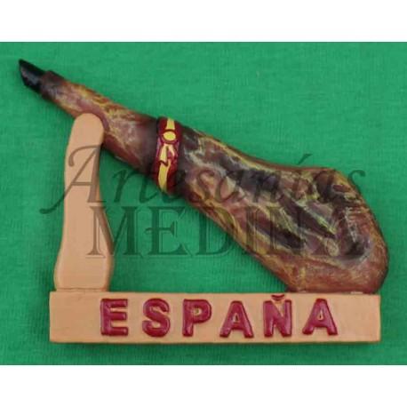Imán jamón España