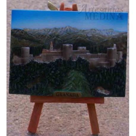 Caballete de la Alhambra