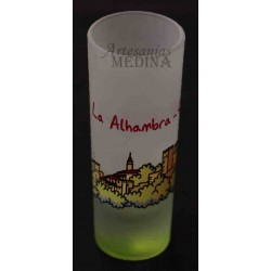 Chupitos tequileros Alhambra