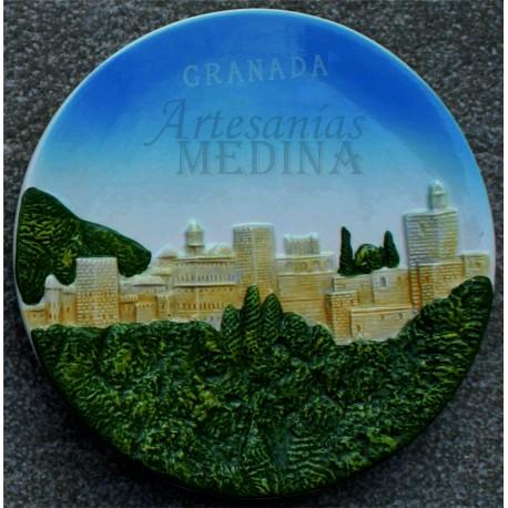 Plato Alhambra