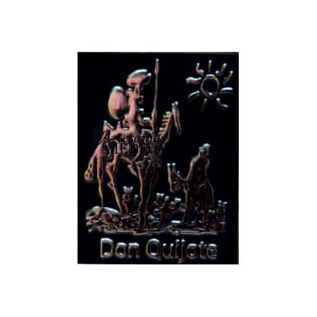 Pin Quijote