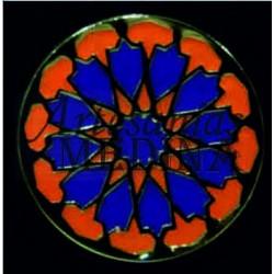Pin arabesco círculo