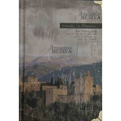 Libreta La Alhambra vintage