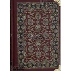 Libreta alfombra roja