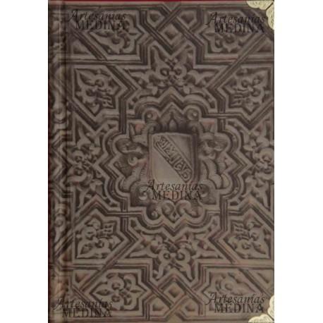 Libreta escudo árabe