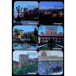 Posavasos Granada