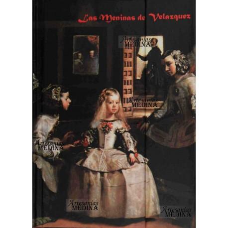 Libreta Las Meninas de Velázquez